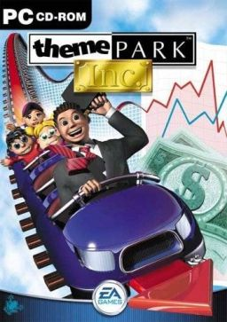 Theme Park Inc cover