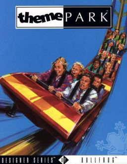 Theme Park Video Game